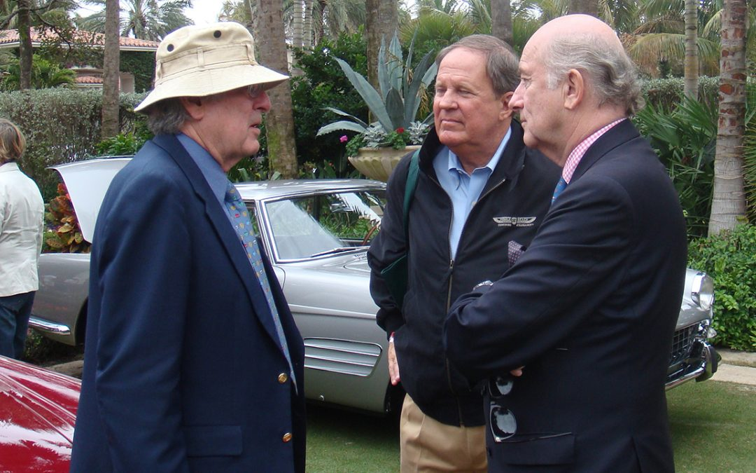 2010.01.23 - With Ed Gilbertson and David Sydorick