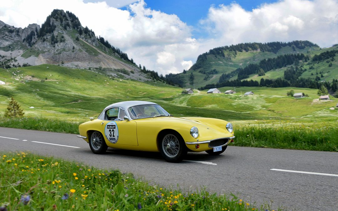 2014.06.12 - The Coupe des Alpes in my Lotus Elite, such an addictive car to drive!