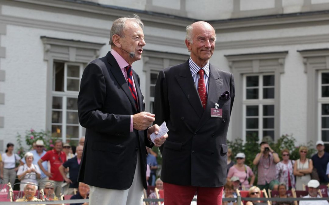 2014.07.20_1 – Judges introduction by Georges Keller at the Schloss Bensberg Classics