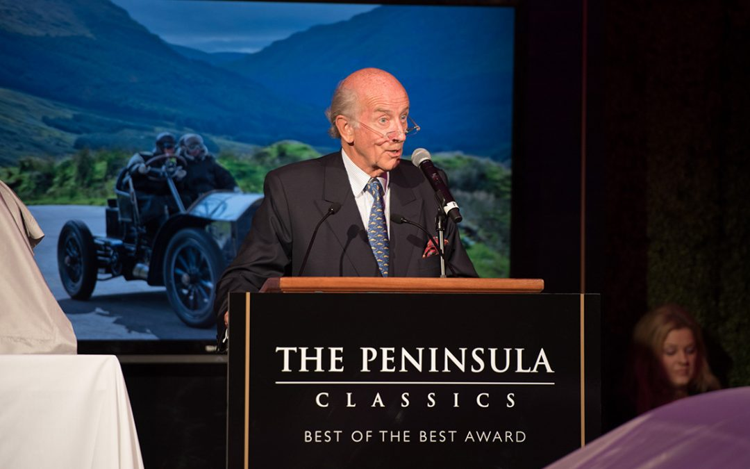 2016.08.16 - Introducing the nominees for The Peninsula Classics Best of the Best Award
