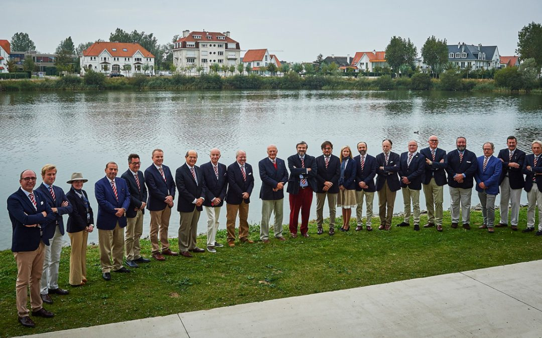 2016.10.08 - All the members of the jury of the Zoute Concours d'Elegance
