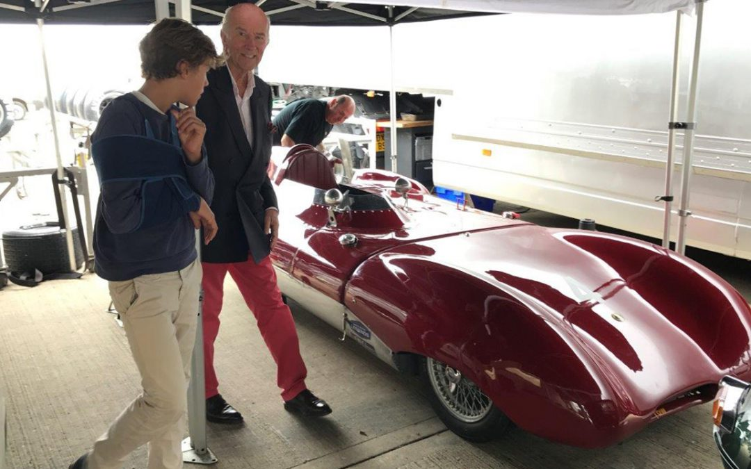 2017.07.28 - A quick visit to Silverstone for the Classic weekend and the eponymous auction