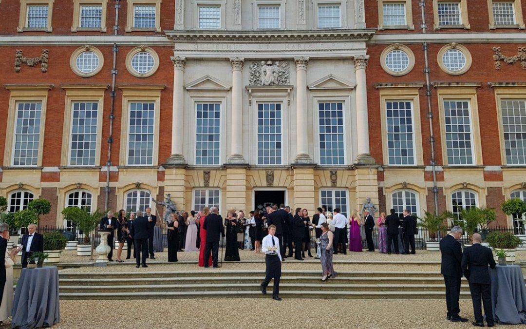 2017.09.02 – Evening reception at Hampton Court