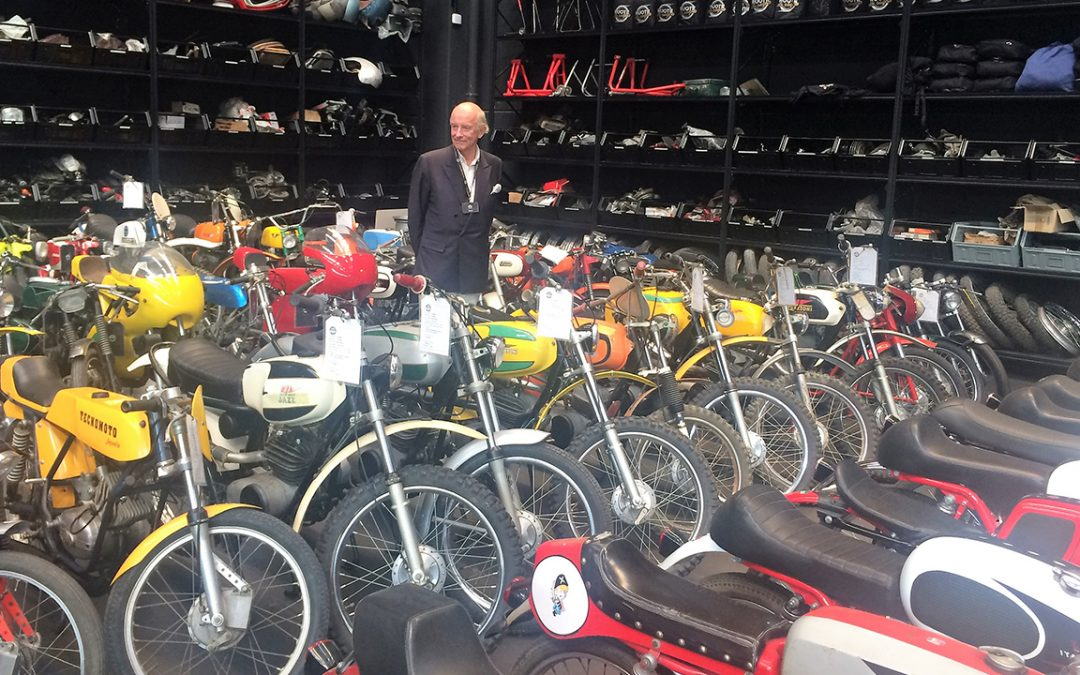 2017.05.17 – Pleasant improvised visit at Ruote da Sogno in Reggio Emilia, with more than 1000 old motorbikes / cars exposed