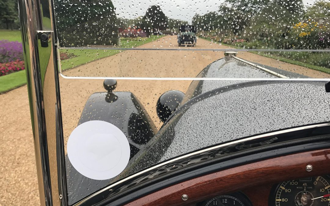 2017.09.03_4 - The Concours of Elegance at Hampton Court is over and so is the clement weather...