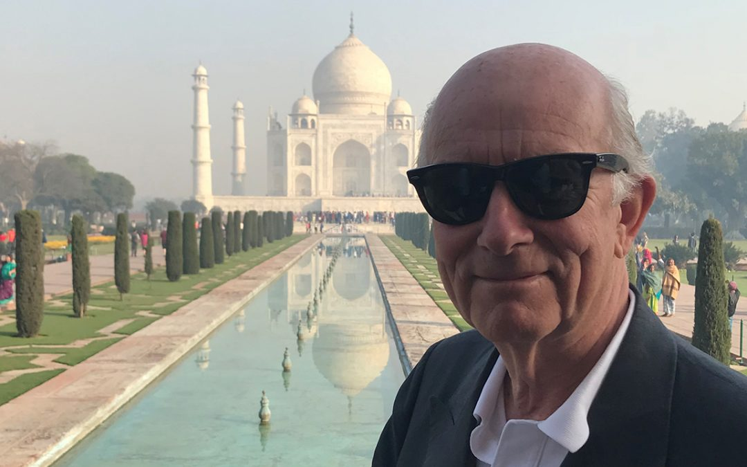 2018.02.21 - The 21 Gun Salute Event also has for mission to promote tourism in India. The Taj Mahal was obviously a must