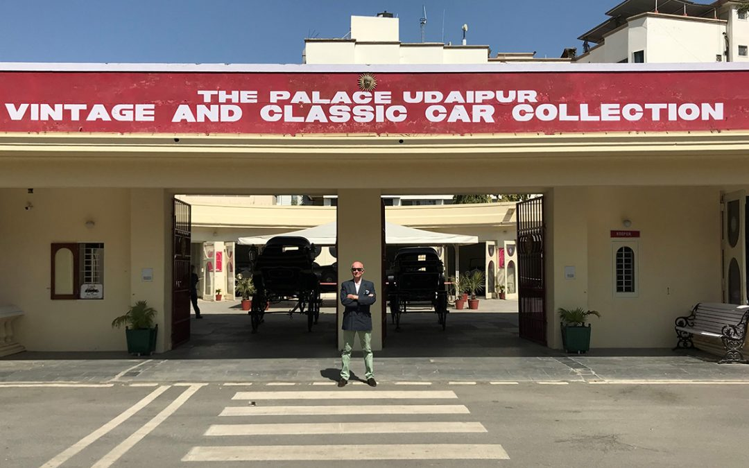 2018.02.24_1 - The entrance to the Royal Vintage and Classic Car Collection